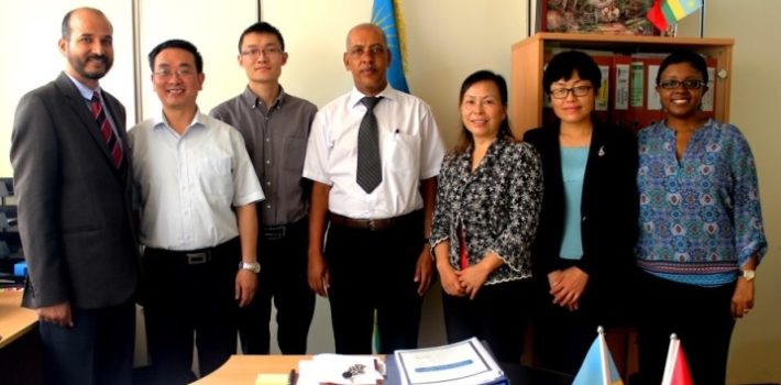 Chinese institute to cooperate with University of Kigali
