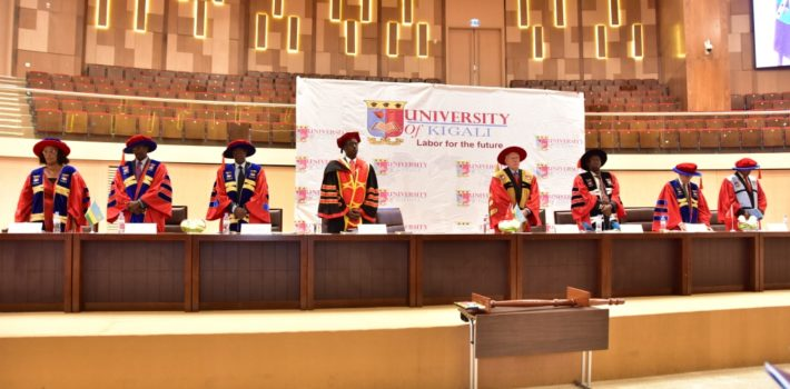 UN Senior Official Presides Over UoK Third Graduation Ceremony