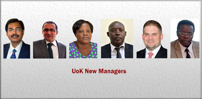 New managers to boost academic quality and transformation at University of Kigali