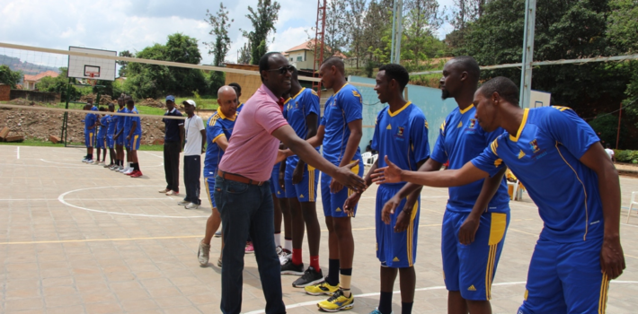 UoK TO BECOME A SPORTS POWER IN 2018- SAYS PROF. NSHUTI